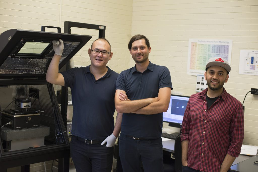 Early Researcher Awards support U of T Engineering research on smart materials, cancer technology and more