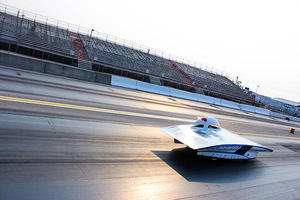 Blue Sky Solar Racing celebrates 20th anniversary