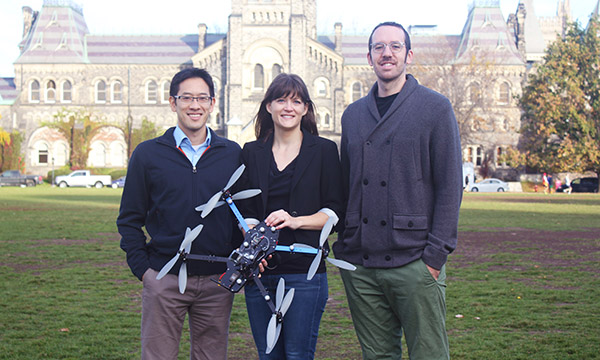 The Globe and Mail: Drones could speed deployment of emergency defibrillators