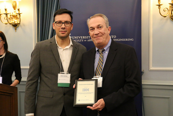 U of T Engineering industry partners celebrated at inaugural awards ceremony