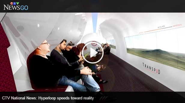 Future of high-speed transport? U of T team races to build world's first 'Hyperloop'