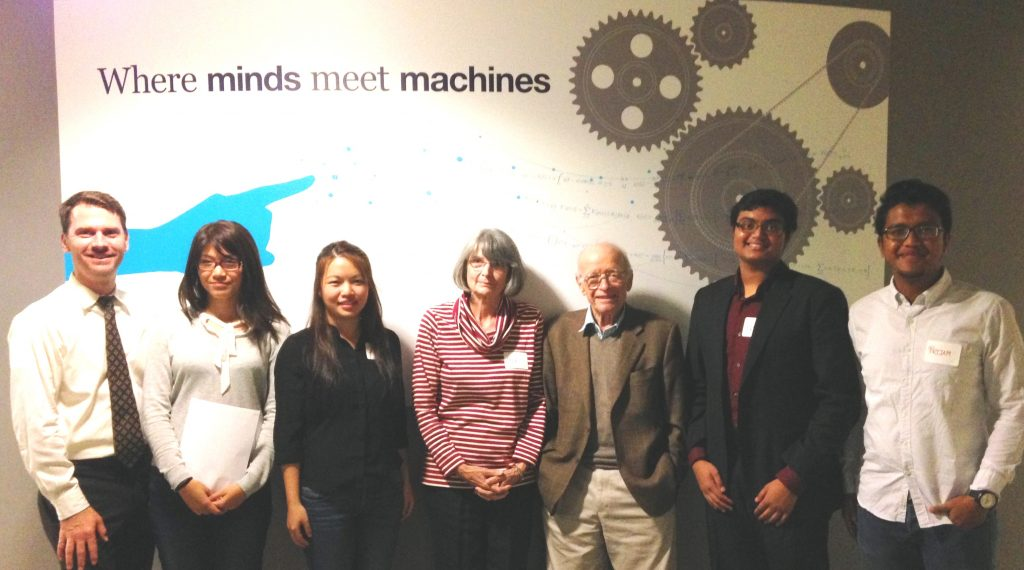 Portable lift designed by MIE graduates recognized with John W. Senders Award