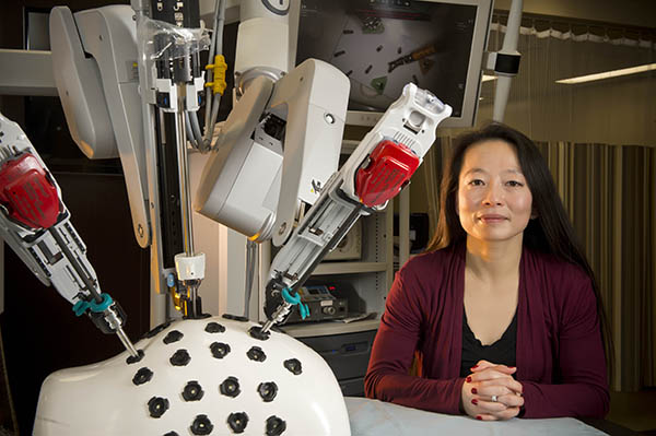 Engineering a global connection:  A Q&A with Fulbright winner and MIE alumna Caroline Cao