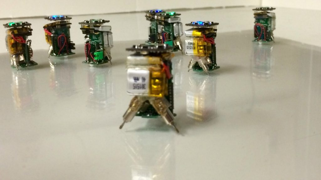 TVO: Why tiny robots are a big deal for one Ontario student