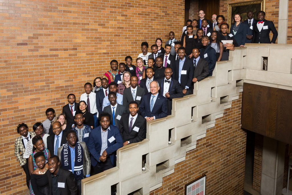 MasterCard Foundation Scholars: U of T celebrates students from Sub-Saharan Africa