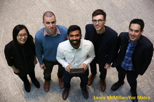 Empowering refugees with repurposed coffee: Team Moto heads to Hult Prize regional competition