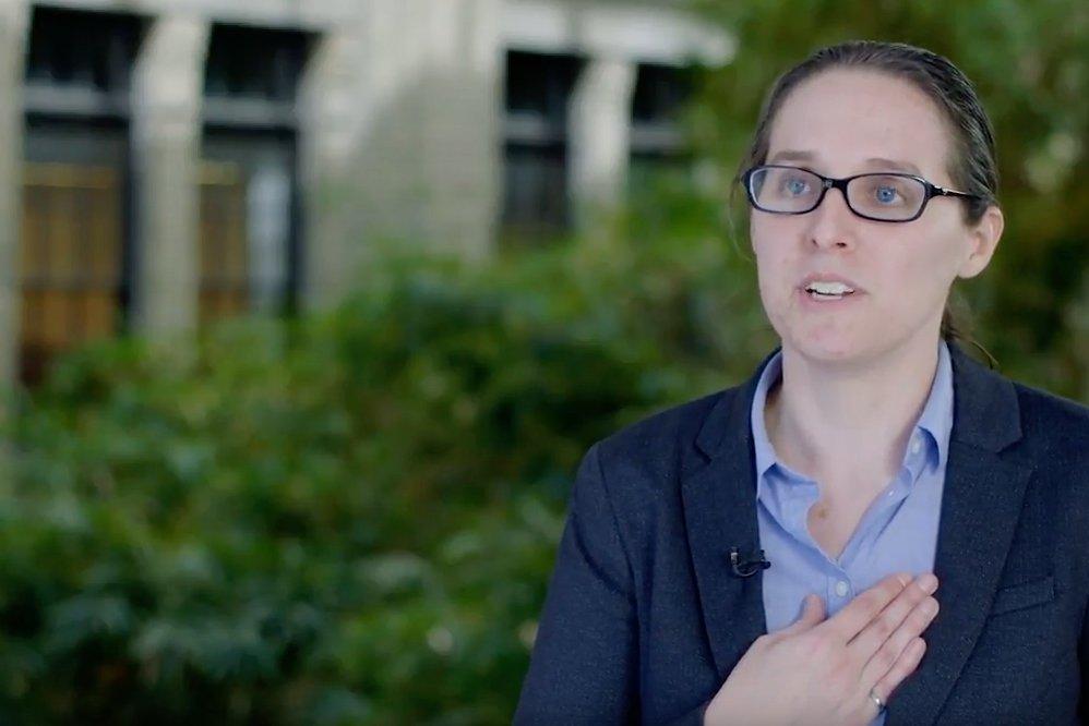 Video: 2017 Young Engineer Achievement Award – Amy Bilton