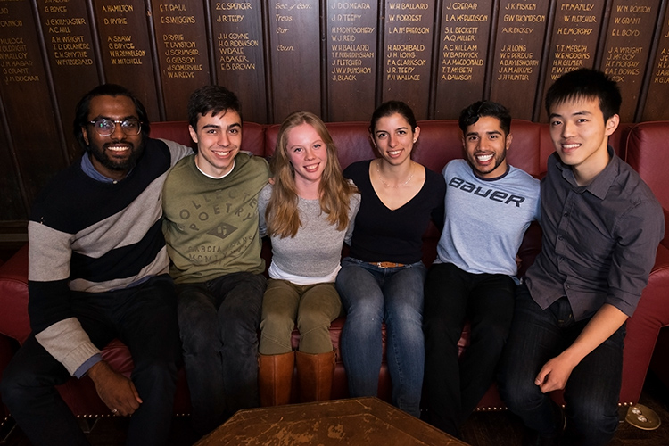 One small step for man, one giant leap for these U of T engineering students