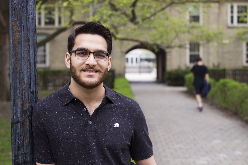 """""""People feel welcome here:"""" Surge in international applications continues at U of T"""