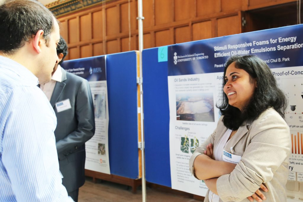 Bringing graduate research to the forefront