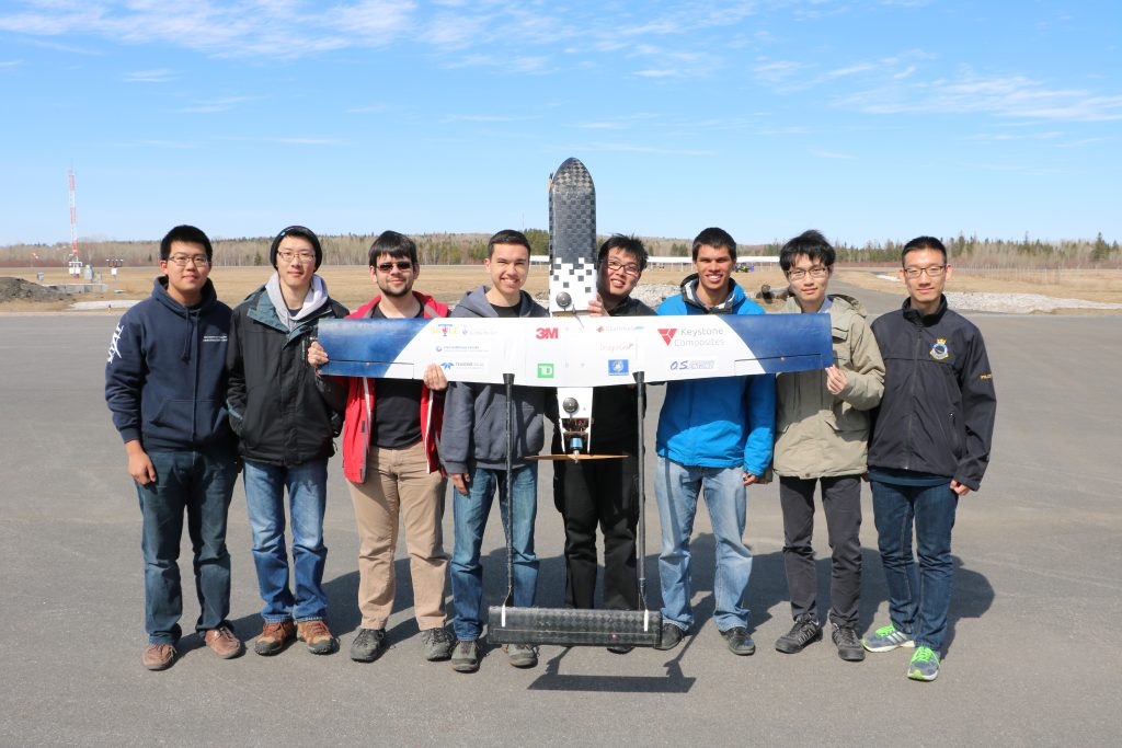 U of T's Unmanned Aerial Vehicle team wins largest student drone competition in Canada