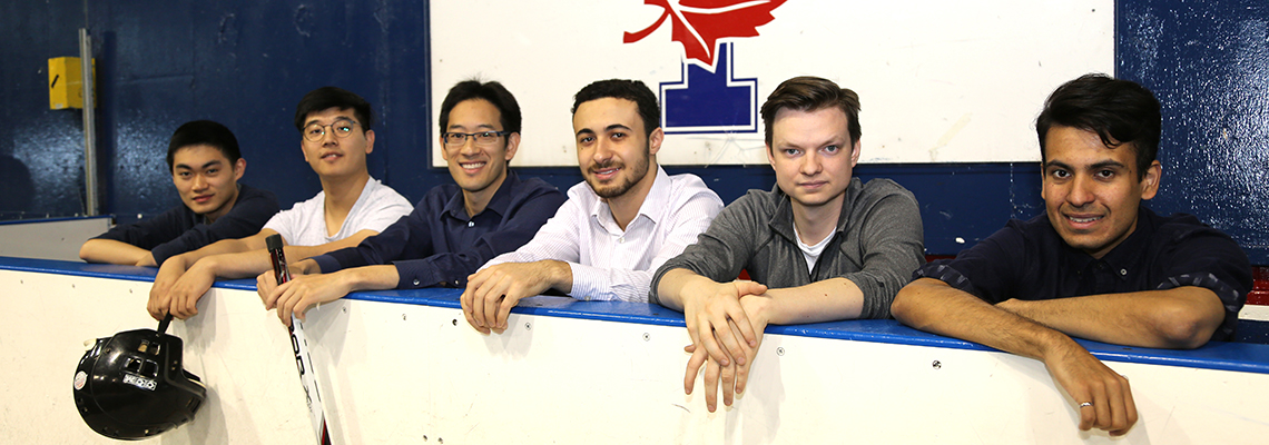 Engineering the perfect NHL team: U of T Engineering researchers create draft optimizer for new Las Vegas expansion