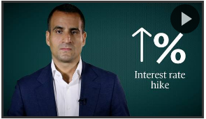 The Globe and Mail: MIE alumnus Som Seif on investing in light of a looming interest rate hike