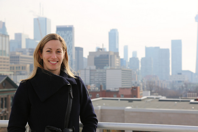 Increasing temperatures could become a challenge for highrise dwellers: MIE professor Marianne Touchie