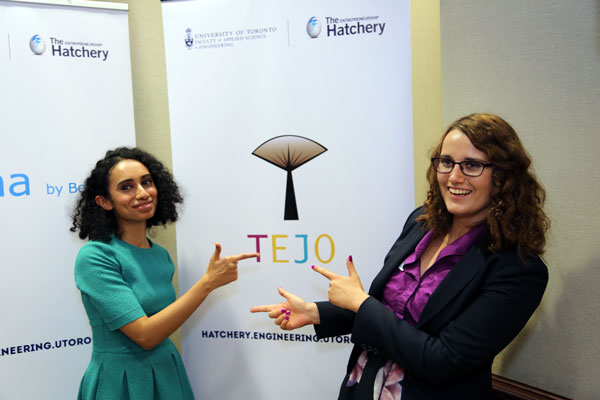 Four startups to watch from U of T Engineering's Hatchery Demo Day