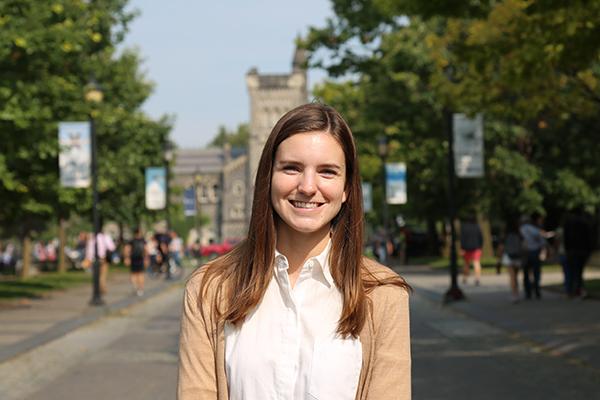 Fostering student leadership in engineering: Meet Professor Alison Olechowski