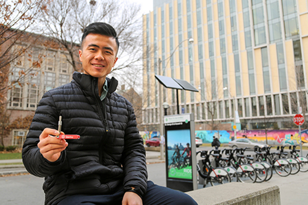 MIE entrepreneur Peter Wen: CEIE will be a 'game-changer'
