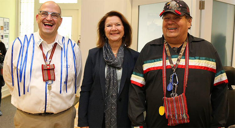 Truth and Reconciliation: Eagles' Longhouse creates a 'Blueprint to Action' for U of T Engineering