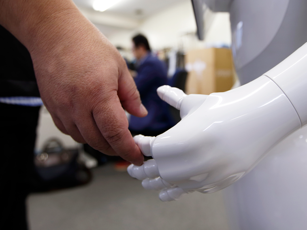 National Post: How artificial intelligence – like driverless cars – is making us ask what is 'uniquely human'