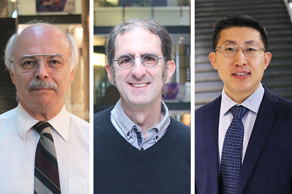 Three MIE researchers receive Connaught Innovation Awards