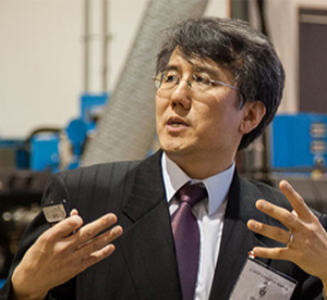 Professor Chul B. Park among three new NSERC Industrial Research Chairs