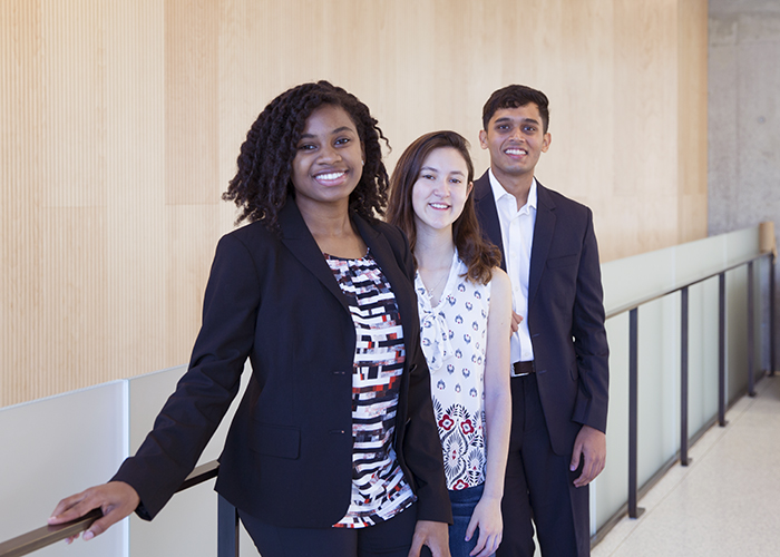 Meet the international Pearson Scholars starting in U of T Engineering this fall
