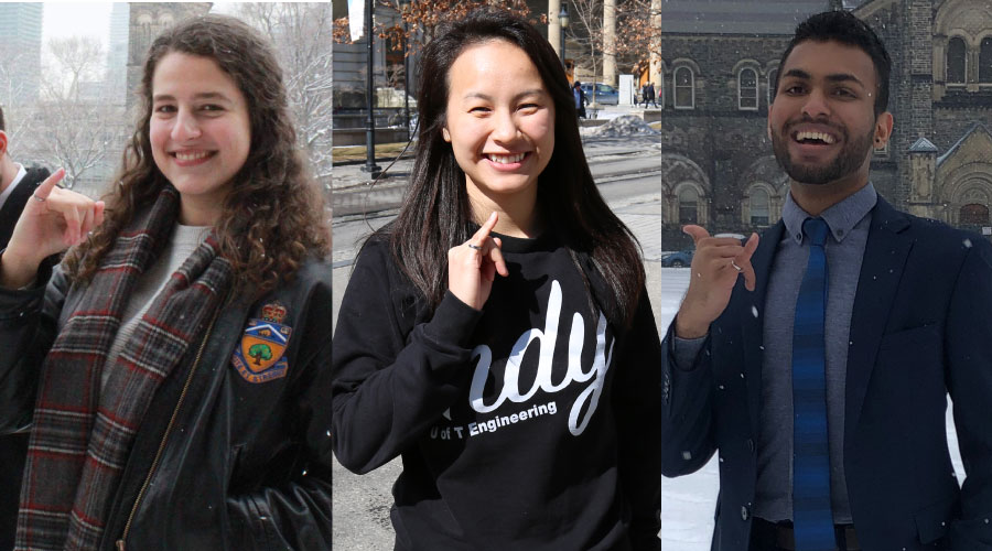 Graduating MIE students reflect on what the Iron Ring means to them