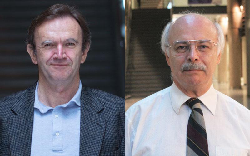 Professor Mark Chignell and Professor Andreas Mandelis win Connaught Innovation Awards, U of T News