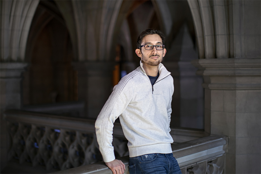 MIE PhD candidate Arturo Reza Ugalde featured in story about U of T students from Mexico (U of T News)