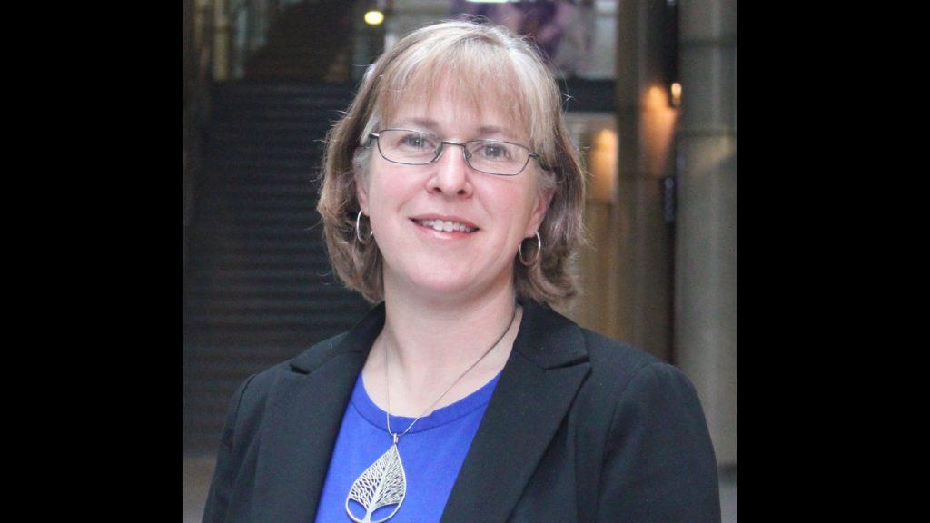 Professor Susan McCahan wins the 2019 Angela Hildyard Recognition Award – Influential Leader (Senior Women Academic Administrators of Canada)