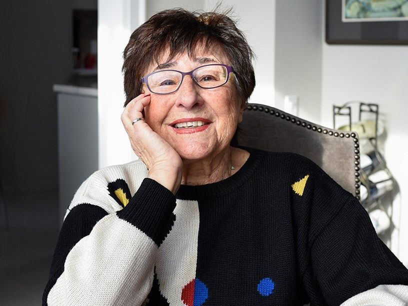 Alumna Judith Schurek (BASc 1958) fled the Hungarian Revolution in 1956 and went on to become one of the first women to earn a mechanical engineering degree at U of T (U of T Magazine)