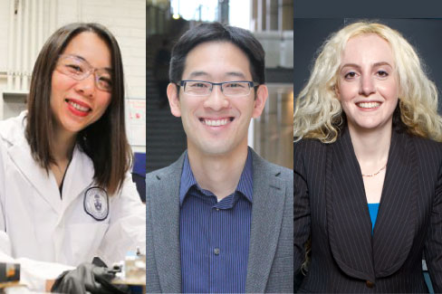Professors Aimy Bazylak, Timothy Chan and Goldie Nejat renewed as Canada Research Chairs (U of T Engineering News)