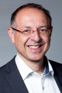 Albrecht Schmidt Headshot